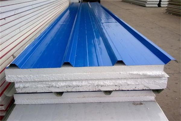 你知道彩钢夹芯板和彩钢复合板之间的区别?